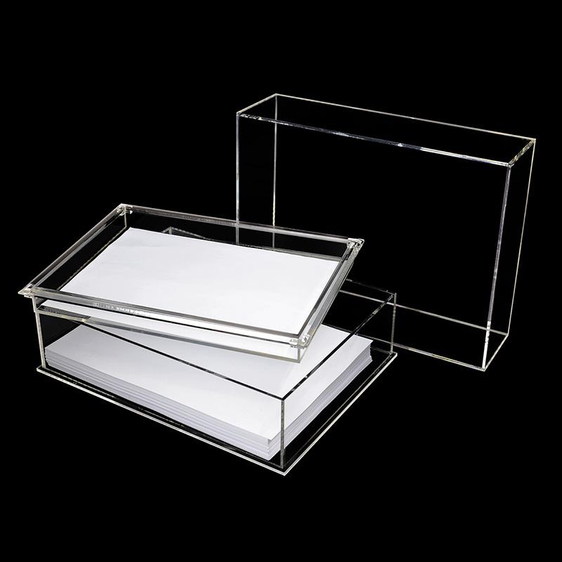 アクリル決済箱